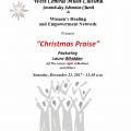 Christmas Praise, featuring Laura Whidden