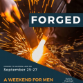 Forged - A weekend for men who don't go on retreats